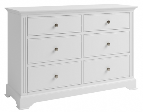 Petworth Wide 6 Drawer Chest